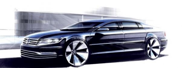Luxo da Volkswagen confirmado para 2015