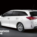 New Break Toyota Auris Touring Sports 2013 rear left view