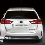 New Break Toyota Auris Touring Sports 2013rear view