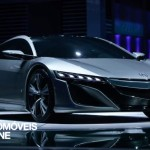 New Honda NSX Concept car front view2013