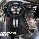 New Mercedes SLS AMG GT3 45th Anniversary interior view