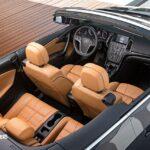 New Opel Cascada Cabriolet interior top View