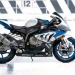 New Super-desportiva BMW HP4 left profile View