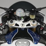 New Super-desportiva BMW HP4 painel de instrumentos View