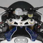 New Super-desportiva BMW HP4 painel de instrumentos View