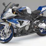 New Super-desportiva BMW HP4 profile View