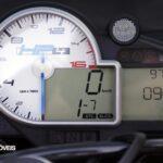 New Super-desportiva BMW HP4 quadrante View