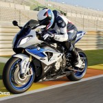 New Super-desportiva BMW HP4 righ profile View