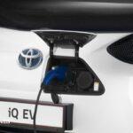 New Toyota iQ Eléctrico front abastecimento View 2013