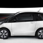 New Toyota iQ Eléctrico profile View 2013