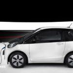 New Toyota iQ Eléctrico profile encharge View 2013