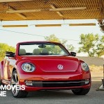New VW Beetle Cabriolet 2013 front view