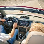 New VW Beetle Cabriolet 2013 interior view
