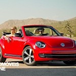 New VW Beetle Cabriolet 2013 right front view