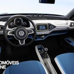 New Vw Taigun Concept interior 2013 view