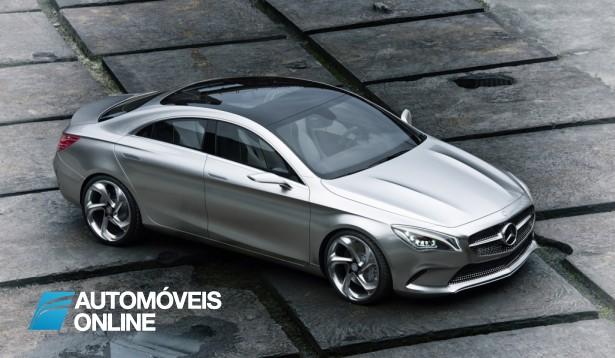 Novo Mercedes CLA 45 AMG! Espiado a realizar testes