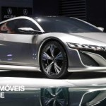 Soberbo! Superdesportivo Honda NSX Concept