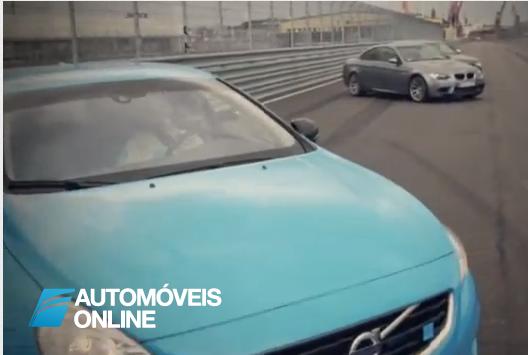 Vídeo! Quem ganha? O Volvo S60 T6 ou BMW M3