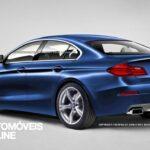 new BMW Série 2 Coupé rear View