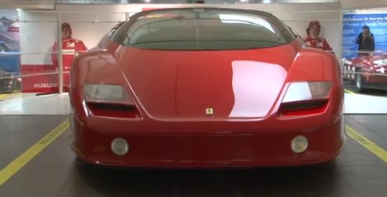 Arte do Mestre Pininfarina! Exposição no Museu Ferrari