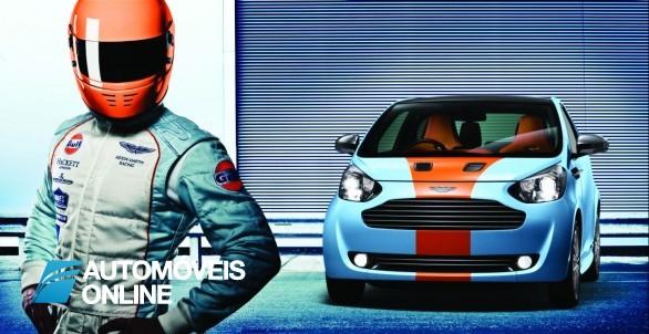 Aston Martin Cygnet V12! Não passaram de simples intenções