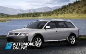 Audi A6 Allroad 2000 a 2005