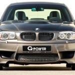 BMW Série 1M 600cv G-Power front view