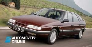 Citroen XM 1996