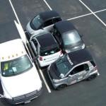 Estacionamento esquisito 10