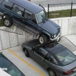 Estacionamento esquisito 12
