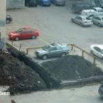 Estacionamento esquisito 2