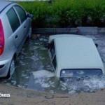 Estacionamento esquisito 4