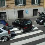 Estacionamento sitio errado