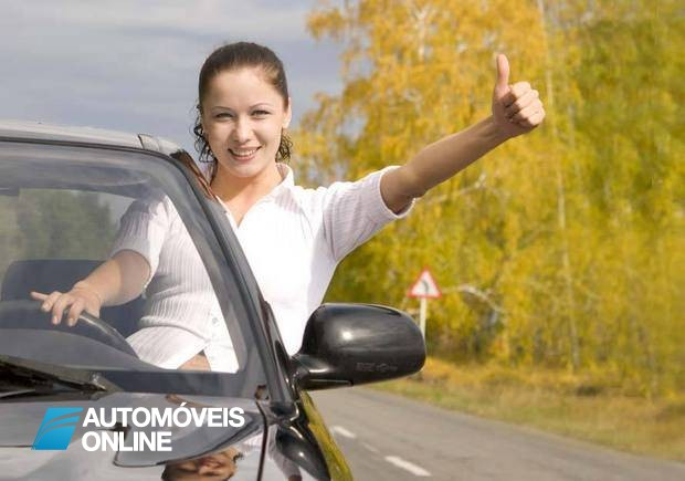 Estudo! Mulheres conduzem melhor que os homens