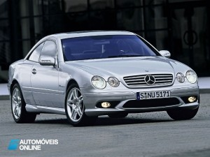 Mercedes-Benz CL 2000