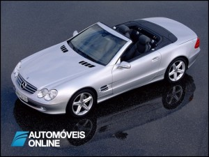 Mercedes-Benz SL 2002