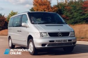 Mercedes-Benz V-Class 1996 a 2004