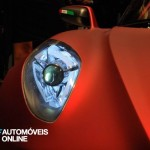 New Alfa Romeo 4C front led view 2013