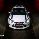 New Ford Focus WTCC 202cv road version front view 2013