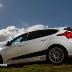 New Ford Focus WTCC 202cv road version profile view 2013
