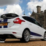 New Ford Focus WTCC 202cv road version rear right view 2013