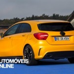 New Mercedes A45 AMG rear view Kit Aerodinamique 2013