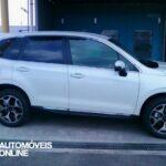 New Subaru Forester XT 2013 profile right view