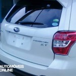 New Subaru Forester XT 2013 rear right view