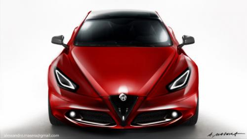 Novo Alfa Romeo Giulia usa plataforma do Maserati