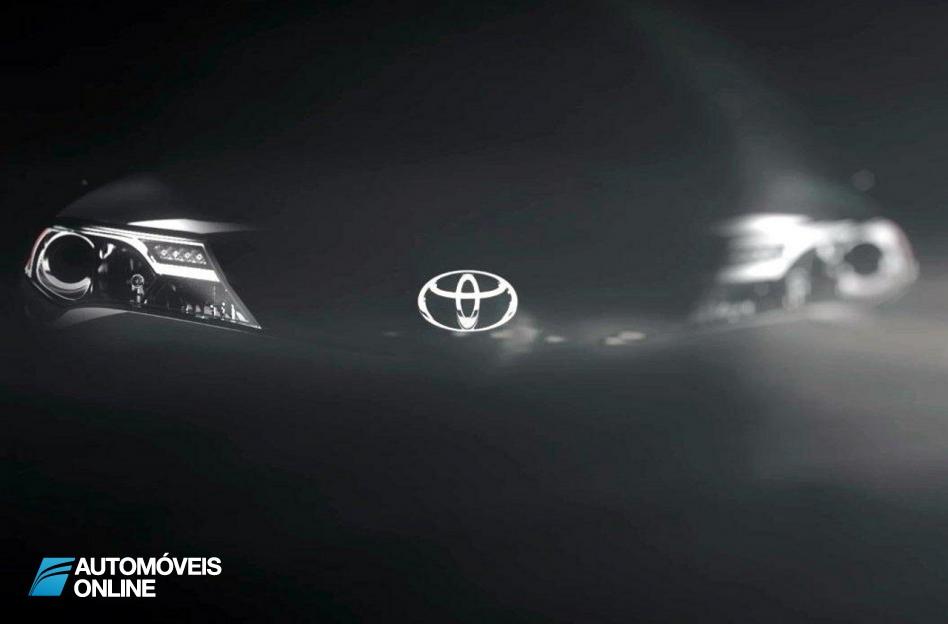 Revelação! Primeiros detalhes do novo Toyota Rav4