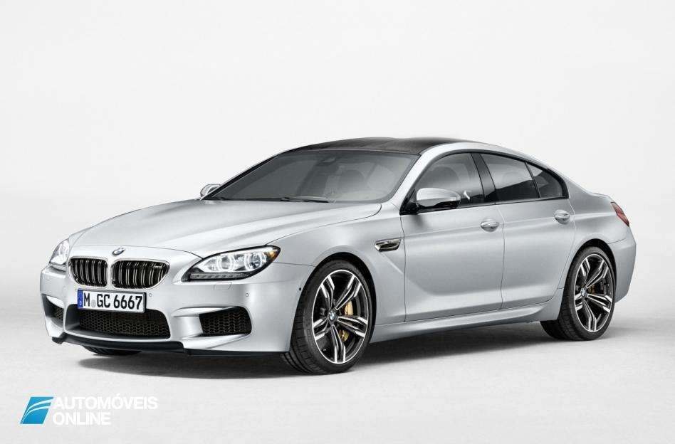 Apresentação! Novo BMW M6 Gran Coupé 560cv