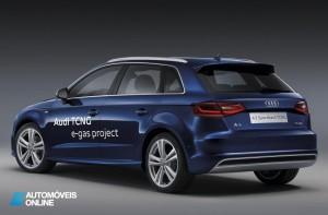 Audi A3 e-gas