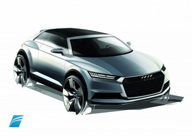 Consome 1lt aos 100Km! Audi está a preparar novo modelo