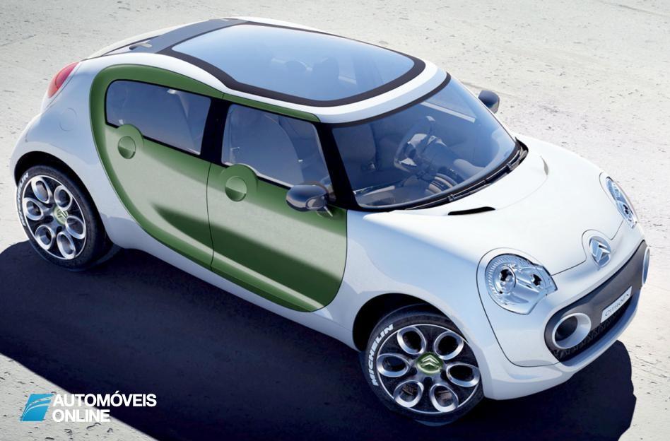 """Citroën vai revelar o novo 2 cv """"dois cavalos"""""""
